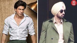 SRK Lends His Voice For A Short Film   Diljit
