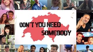 RedOne - Don't You Need Somebody [Swiss Version]