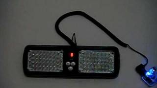 HK 86 LED Red Blue  Light