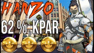 MY AIM IS TRUE! Masters Hanzo On Hollywood