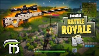 AMERICAN SNIPER (Fortnite Battle Royale)