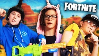 Fortnite Kids Make Terrible Diss Track On Me...