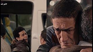 اصعب احساس ممكن يمر بيه أي اب انه يسلم ابنه بنفسه لمصحة تعالجه من المخدرات 😭 #أبو_العروسة
