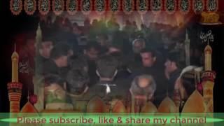 Matmi Noha | Tarekh Dasy Hin Don Maqtal Jithay Satar Qadam Da Fasla Haa | New HD 2016 17 | Best Noha