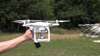 DJI Phantom 3, 360˚ panoramic photography