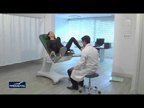 Divan gynéco Promotal Elansa chez Mediq