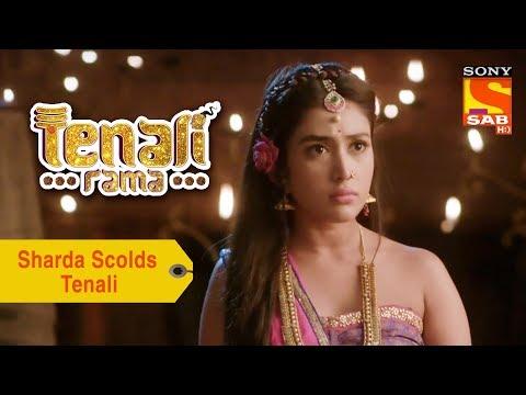 Your Favorite Character | Sharda And Amma Scold Tenali | Tenali Rama
