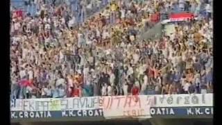 Cibalia-Osijek finale kupa 99