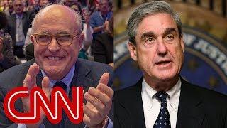 Giuliani: Mueller