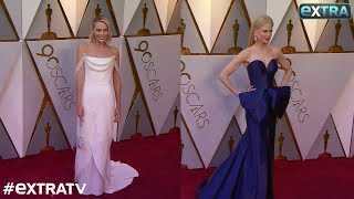 Oscars 2018 Fashion: The Hottest Trends of the Night