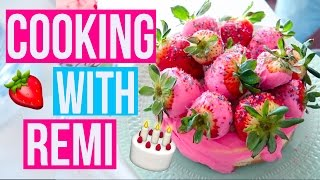 2 COOKING WITH REMI'S IN 1 VLOG!!