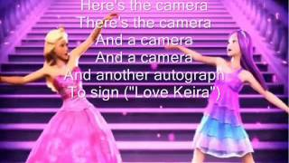 barbie-to be a princess /to be a pop-star lyrics