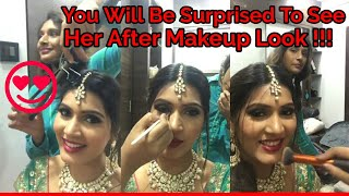 Sangeeta Chauhan Makeup Live By Makeup Artist For Swabhiman On Instagram Live Video||Makeup Tutorial