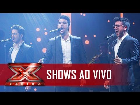 Il Volo canta O Sole Mio   X Factor BR
