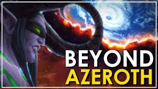 Beyond Azeroth: The 8 Places We Haven't Seen In Game - World of Warcraft