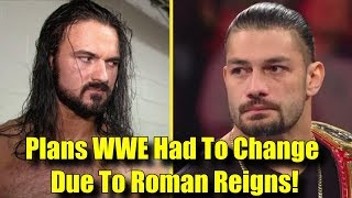 10 Ways WWE Will Be AFFECTED With Roman Reigns Being Out LONG-TERM! (2018)