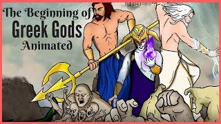 Greek Mythology Creation Story Explained in Animation