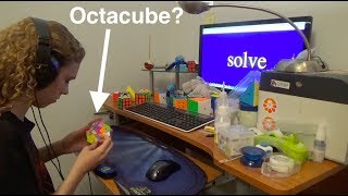 A Funny Non-Cuber Story!