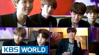 Entertainment Weekly | 연예가중계 - BTS, TWICE, Kim Soohyun [ENG/中文字幕/2017.06.05]