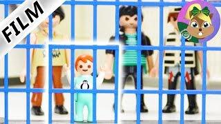 بلايموبيل فيلم - ايما في السجن! حلم ايما فى االسجن - سلسلة عائلة الطيور للاطفال