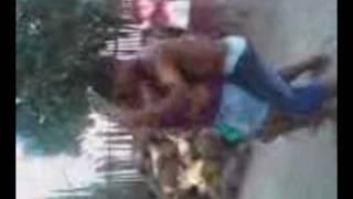 cirio de 2008 no quintal da dona mara em são miguel do Guamá