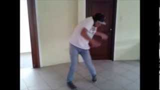 Baile Improvisado   ( Never   Isaac Carree )