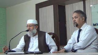 Unexpected Visit of Maulana Syed Salman Al-Husaini Al-Nadvi