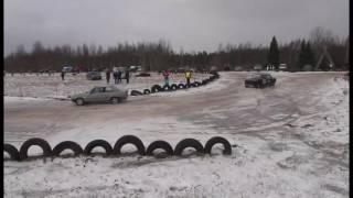 Livonia autokross.25 02 2017, Līciema ledainā trase.