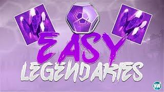 Destiny 2 EASY LEGENDARY ENGRAMS - Best Legendary Farming Method (Legendary Shards)