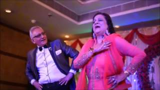 AnkiWedsAnki Sangeet: Ude Jab Jab Zulfein Teri