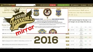 How to access Kickass Torrents after it has been seized 2016 [Updated]