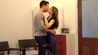KISSING MY GIRLFRIEND PRANK!!!