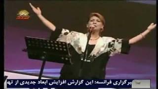مرجان هنرپيشه محبوب فيلمفارسي هاي قديم در سال1390
