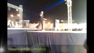 SARANG BANSAL - GOVERNMENT(gandi gaali) LIVE