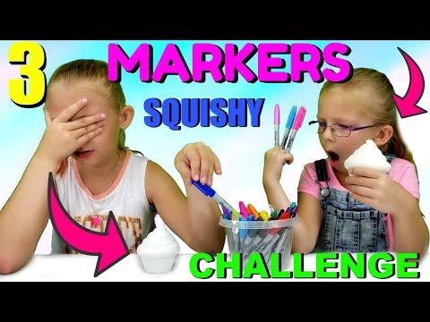 Xxx Mp4 3 MARKER SQUISHY CHALLENGE 3gp Sex