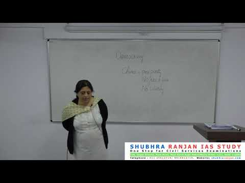 GS2 Mains Lecture 1 Comparative Constitution & Preamble