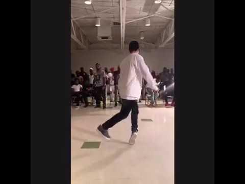Jav Lm round vs. JayR | Memphis Jookin Battle | Last 2 Walk