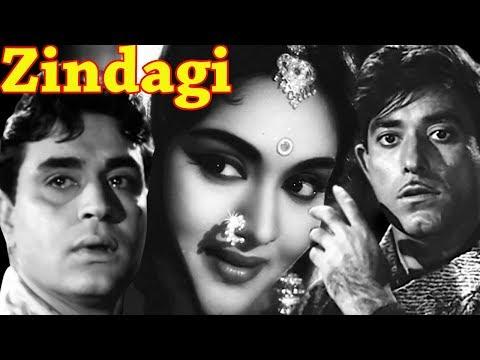 Zindagi Full Movie   Rajendra Kumar   Raaj Kumar   Vyjayanthimala   Old Hindi Movie