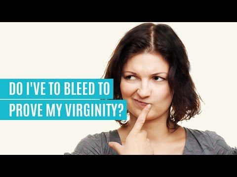 Will I bleed when I lose my virginity?