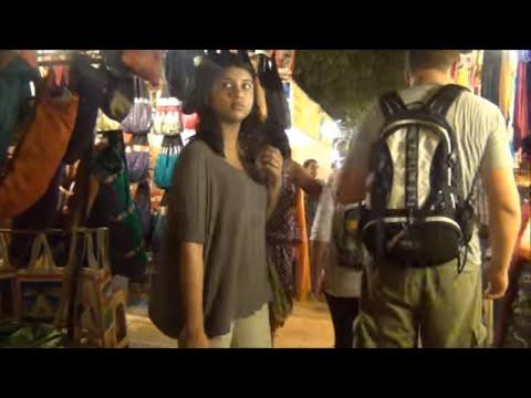 Night Market Goa