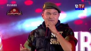 ខេមរៈ សិរីមន្ត, Khemarak Sereymon, Cambodia Beer Tour Concert, BTV, 14 January 2018