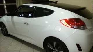Abrindo a Garagem com Farol Alto - Veloster - Tx Car