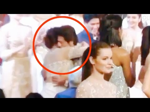 This Video Of Shah Rukh Khan Hugging Kajol Is Going VIRAL