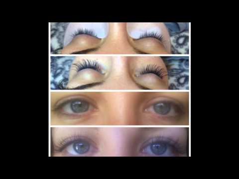 Bold. Beautiful. Dramatic. Eyelash Extensions by The Bellini Babes.