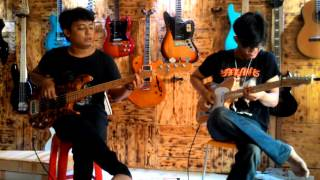 Little Wing Jamz at Byoxicology Musicgear Sby Indo