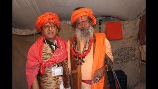 The Naga Sadhus Going For Shahi Snan Ujjain Kumbh
