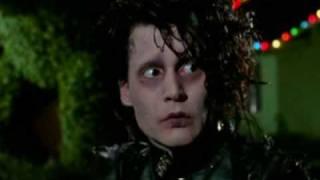 Johnny Depp- Edward Scissorhands