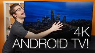 Sony 49X830C - A 4K TV running Android!