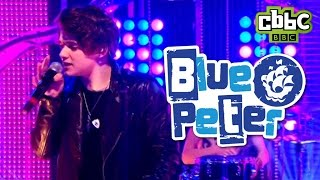 The Vamps Oh Cecilia Live on Blue Peter