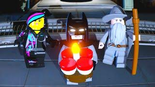 LEGO Dimensions Story Mode Walkthrough Part 8 Aperture Science Enrichment Center